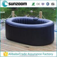 SUNZOOM portable inflatable spa,portable spa bath,inflatable baths