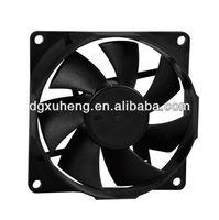 toyon TD8025-2 ball bearing dc cooling fan