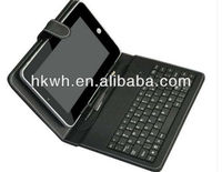 Hot sell-Factory bluetooth 9.7 tablet keyboard case for ipad5 tablets