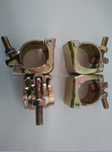 JIS 48.3mm Pressed Swivel/Double Coupler/Clamp