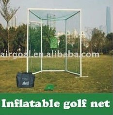 newest vw golf 6(INFLATABLE & PROTABLE GOLF PRACTICE NET)