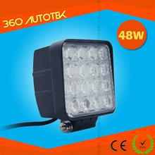 good news!discount offroad led work light 48w led work light