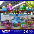 Feliz medusas juegos mecánicos en parques para niños y adultos
