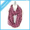 original fashion design cotton infinity scarf