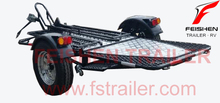 2015 Folding motorcycle trailer MT501 for motorbike