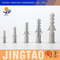China supply good price hight quality M10x50 fisher wall plug anchors,all kinds of winged plastic wall anchor