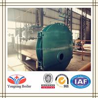 Atmospheric 500 Kg Natural Gas Hot Water Heater/Boiler