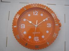 hot selling decorative watch shaped wall clock 2015