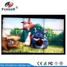 Big Screen High Definition Narrow Bezel 40inch Lcd Video Wall for Advertising Display