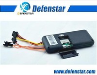Easy install 370mAh remote cutoff oil fall detection alarm vibraiton alarm vehicle gps tracking device