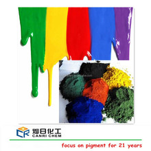 building paint pigment ferric oxide/color asphalt