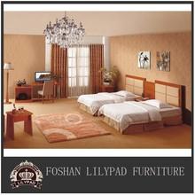 Modern bedroom set 5 star hotel used furniture for sale