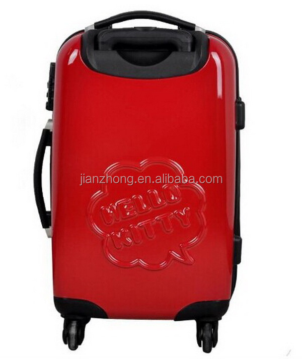 PCABS luggage 18 PC zipper(xjt)02