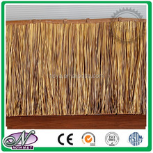Made in china artificial thatching roof / art thatch roof tiles