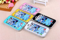Manufacturer waterproof case for iphone 6 4.7inch, for iphone 6 high quality plastic PC water proof case