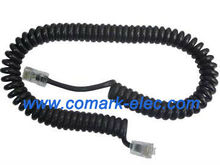 CAT5 Ethernet Network 10P8C LAN Patch RJ45 spiral cable