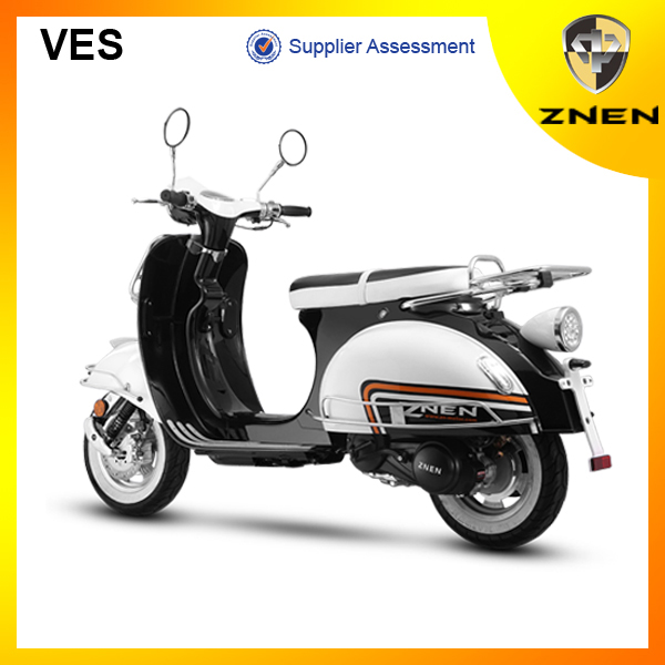 ves znen popular scooter 50cc classical retro 50cc vespa scooter with eec epa dot 50cc gas. Black Bedroom Furniture Sets. Home Design Ideas