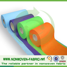 fabricante de tela no tejida