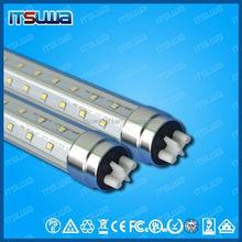Dimmable high CRI hot 4ft 5ft/6ft/8ft v shape t8 led tube high performance