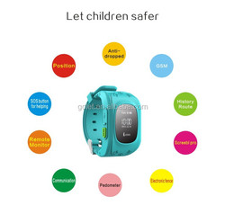 Golet gps alzheimer's watch sports running gps watch, gps kids tracker watch