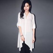 WOMAN Ladies Long Sleeve Blouses, Fashion Europe Design Shirt, Gift Idea OEM Type Manufacturer Wholesale Custom From Guangzhou