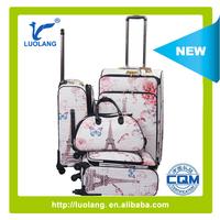 2015 new fashion cheap trolley luggage/bag/luggage set/travel luggage bags