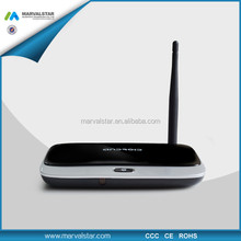 high performance Quad Core Smart Android 4.4 tv tuner RK3188T 1GB +8GB Built-in Bluetooth