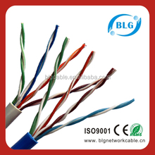 24AWG 26AWG computer cable UTP CAT5E Lan Connecting line