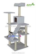 Hot sale Cat climbing scratching toy Cat Tree Cat bed