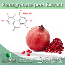 3W factory supply Pomegranate peel Extract / Pomegranate Extract / Pomegranate fruit Extract for your health