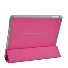 leather protective cover for ipad air/ipad 5 case