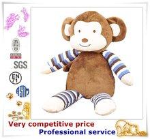 Cute stuffed toys plush monkey