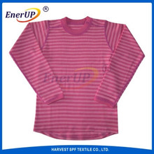 Children 100 Wool Material and Merino Type thermal underwear