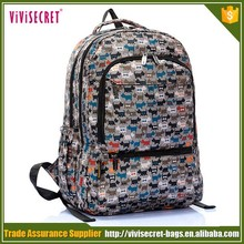 2014 fashion cycling popular backpack laptop bags for outdoor trip