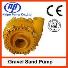 sand pump gravel pump marine pump for handling solid