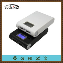 new arrival hot selling portable design Android Flashlight power bank battery charger mobile phone accessory battery