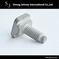 ground screw spike for solar mounting system