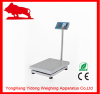 tcs series of electronic platform scale 300kg
