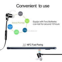 hot new patent products for 2015: Bluetooth headphone NFC bluetooth headset