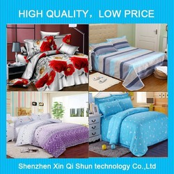 Promotional Price!!! satin bed covers