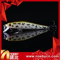 musky pike bass fish swimbait artificial fishing hard lures