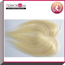 2014 Qingdao whosale factory price top quality brazilian chignon hair pieces