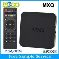 MXQ AmlogicS805 Quad Core 1GB 8GB japan porn tv box 2015 best selling tv box android hd pron video