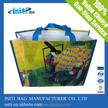 2015 hot sale recycle cheap extra large shopping bag non woven bag