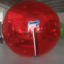 water soccer ball , LZ-W433 inflatable water ball/water walking ball/water toys for lake
