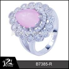 Güney kore moda gümüş yüzük, gümüş kedi gözü yüzük hediye, kadın yüzüğü