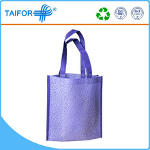 Hot sale company and supplier large zippered tote bag