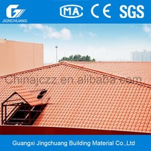 hot sale synthetic resin royal roof tile with highly waterproof and insulation