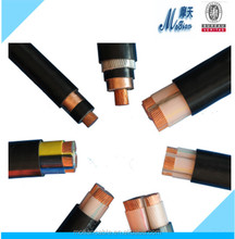 Copper Conductor 0.6/1KV to 26/35KV XLPE Insulated PVC Shealthed Armoured Power Cable High Quality Low Price