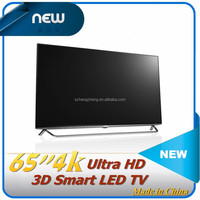 "65"" - OLED - Curved - 2160p - Smart - 3D - 4K Ultra HD TV - Black"